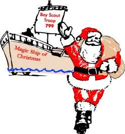 The Magic Ship of Christmas